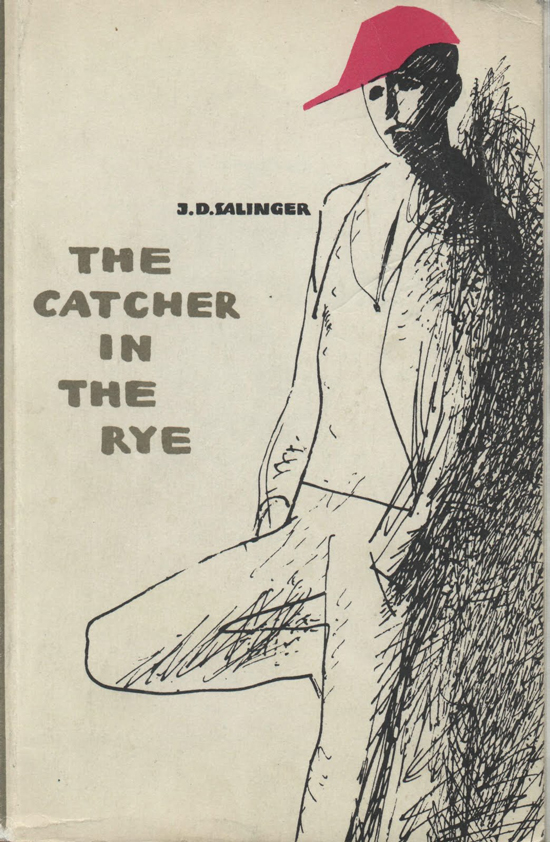 the struggles of holden caulfied in the catcher in the rye a novel by j d salinger